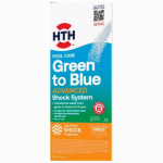 Arch Chemical 52009 HTH Green To Blue Super Shock System
