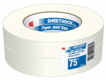U S Gypsum 380041 Paper Joint Tape, 2-1/16-In. x 75-Ft. Roll