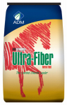 Adm Animal Nutrition 558AB Ultra-Fiber Horse Feed, Low Starch, 50-Lbs.