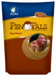 Adm Animal Nutrition 70010AAABD Pen Pals Chicken Feed, Egg Maker, Non-Medicated, Crumble, 5-Lbs.