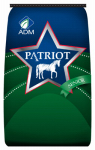 Adm Animal Nutrition 80029AAA24 Patriot Senior Horse Feed, 50-Lbs.