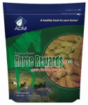 Adm Animal Nutrition 80876AAAB2 Forage First Horse Treats, Apple, 3-Lbs.