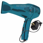 Helen Of Troy RVDR5175 Style & Go Ionic Blow Dryer, Folding, 1875-Watt
