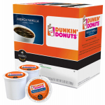 Keurig Green Mountain 118793 K-Cup Coffee, Dunkin' Donuts French Vanilla, 16-Ct.