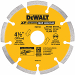 Dewalt Accessories DW4740 Tuck Point Blade, 4.5-In. x .250