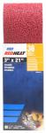 Ali Industries 50200-038 Red Heat Sanding Belt, 36 Grit, 3 x 21-In.