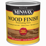 Minwax The 70044 1-Quart English Chestnut Wood Finish