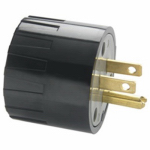 Pass & Seymour 1264 Travel Trailer Adapter, 125-Volt, 15-Amp