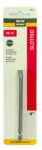 Disston 198462 Master Mechanic #10 Slotted 4-Inch Screwdriver Bit
