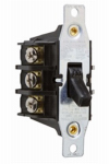 Pass & Seymour 7803MD Manual Controller Switch, 3-Phase, 3-Pole, 600-Volt, 30-Amp