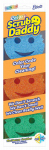 Scrub Daddy SDC3CTX12 Sponges, Assorted Colors, 3-Pk.