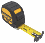 Stanley Consumer Tools DWHT33975 Premium Tape Rule, 1-1/4-In. x 25-Ft.