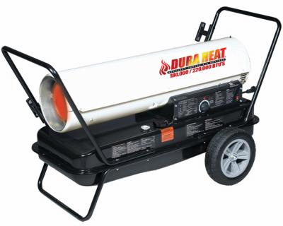 Duraheat Dfa220cv 220 000 Btu Portable Kerosene Forced Air