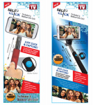 Creative Concepts Usa 01659 Self Click Selfie Stick