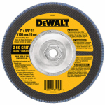 Dewalt Accessories DW8329 Zirconia Flap Disc, 60-Grit, 7 x 5/8-In.-11