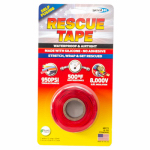 Harbor Products RT1000201202USC Rescue Silicone Tape, Self-Fusing, Red, 1-In. x 12-Ft.