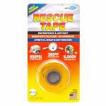 Harbor Products RT1000201205USC Rescue Silicone Tape, Self-Fusing, Yellow, 1-In. x 12-Ft.