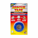 Harbor Products RT1000201206USC Rescue Silicone Tape, Self-Fusing, Blue, 1-In. x 12-Ft.