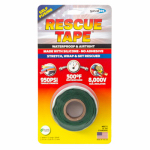 Harbor Products RT1000201207USC Rescue Silicone Tape, Self-Fusing, Green, 1-In. x 12-Ft.