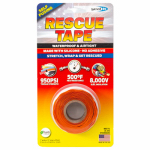 Harbor Products RT1000201208USC Rescue Silicone Tape, Self-Fusing, Orange, 1-In. x 12-Ft.