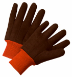 West Chester Holdings 69090/L LG BRN Fleece Jer Glove