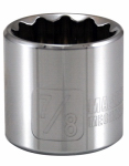Apex Tool Group-Asia 198997 3/8-Inch Drive 7/8-Inch 6-Point Deep Socket