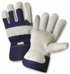 West Chester Holdings 91205/XL Men's Split Cowhide Leather Palm Gloves, XL
