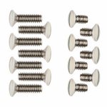 Brainerd Mfg Co/Liberty Hdw 676997 Ivory Screws
