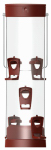 Classic Brands 102 Wild Bird Feeder, Plastic, Holds 3.8-Lbs.