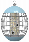 World Source Partners NC017 Elipse Squirrel-Resistant Bird Feeder, Sky Blue