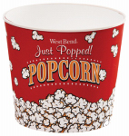 West Bend Dba/Focus Electrics PC10636 Popcorn Bucket, 7-Quart