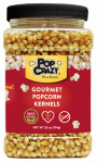 Greenfield World Trade PC10836 Pop Crazy Gourmet Popcorn, 28-oz.