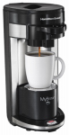 Hamilton Beach Brands 49995R Flex Brew Coffee Maker, Single Serve