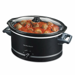 Hamilton Beach Brands 33182 Slow Cooker, 8-Qt.