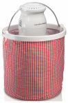 Hamilton Beach Brands 68990 Ice Cream Maker, Collapsible Bucket, 4-Quart