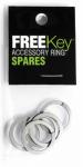 Exotac 002835 Spares Key Rings, 5-Pk.