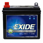 Exide Technologies U1SM Cutting Edge Lawn Tractor Battery, 12-Volt