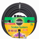 Swan Products MGSPA38075 Soaker Hose, 3/8-In. x 75-Ft.