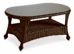 Chicago Wicker & Trading 3332-003-129-02 Wilmington Collection Coffee Table