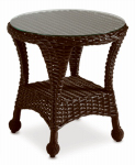 Chicago Wicker & Trading 3332-009-129-02 Wilmington Collection End Table