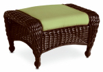 Chicago Wicker & Trading 3332-031-129-02 Wilmington Collection Ottoman