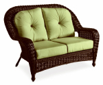 Chicago Wicker & Trading 3332-002-129-02 Wilmington Collection Loveseat