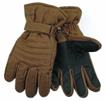 Kinco International 1170-L Ski Gloves, Brown Duck, Large