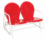 Jack Post BH-10CR Retro Glider, Red