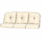Chicago Wicker & Trading 3332-06-318-1262-0000-3 Wilmington Collection Sofa Cushion, 6-Piece