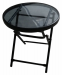 Westfield Outdoor RG0018-S1841 Folding Side Table, 18-In.