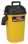 Shop-Vac 3942300 Wet/Dry Vac, Wall Mountable, 4-HP, 5-Gal.