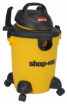Shop-Vac 5950600 Wet/Dry Vac, 3-HP, 6-Gal.