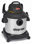 Shop-Vac 5950900 Wet/Dry Vac, Stainless Steel, 8-Gal., 5-HP