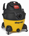Shop-Vac 8251600 Wet/Dry Vac, 6.5-HP SVX2 Motor, 16-Gal.